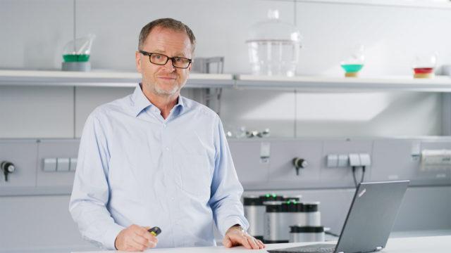 Dietmar Königer, Sales Manager